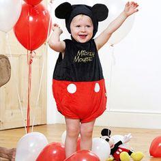 Disfraz Mickey Mouse Bebé - Comprar Online ★Miles de Fiestas★