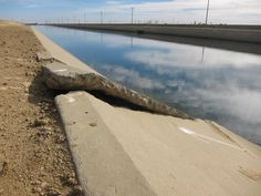 Earthquakes, Drought, Wildfires and now San Joaquin Valley in California is Sinking