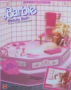 *1987 Sweet roses beauty bath furniture 2 #5156