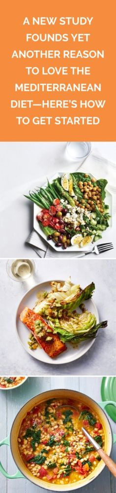 New Study Finds More Reason to Love the Mediterranean Diet--Here's How to Get Started   Already proven to be a heart-healthy diet, the Mediterranean diet was recently linked to higher bone density and muscle mass in older women. Here's what you need to know about the Mediterranean diet plan, as well as our favorite Mediterranean diet recipes to try this week.