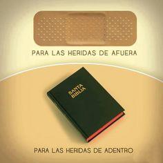En él encontraremos palabras de vida eterna...