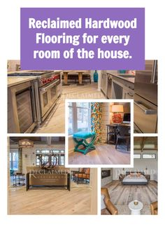 Reclaimed Antique Oak first gained its popularity back many years ago due to its durability, strength, and availability. It's the perfect hardwood floor for every room of the home. #hardwoodfloors #kitchenfloor #wideplankfoors Reclaimed Hardwood Flooring, Hardwood Floors, Kitchen Flooring, Strength, Antiques, Room, House, Inspiration, Wood Floor Tiles