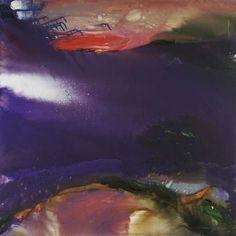 killthecurator: Olivier Debré (French, 1920-1999), Untitled, 1971