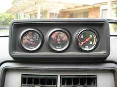 Ford Falcon XE Dick Johnson Grand Prix Gauges