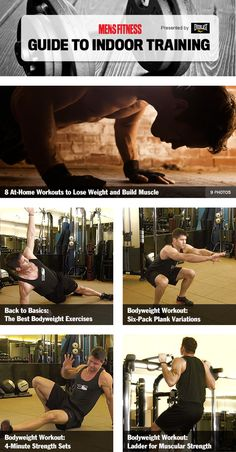 The Men's Fitness Guide to Indoor Training - Men's Fitness