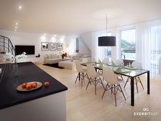 exorbit art - apartment building