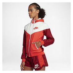 Nike Windrunner OG - Women's at Eastbay Nike Windrunner, Windrunner Jacket, Athleisure Fashion, Foot Locker, Women's Feet, Adidas Jacket, Athletic Shoes, Athlete, Active Wear
