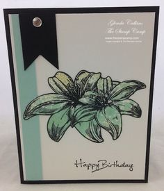 Fun Stampers Journey Full Blooms - The Stamp Camp
