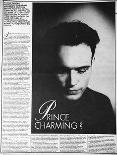 https://slapdashedenblog.files.wordpress.com Adam Ant – Melody Maker – November 1987 – 2 Page article