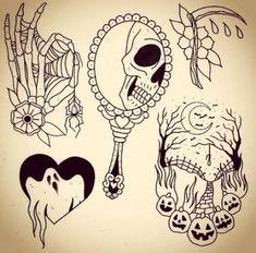 Tattoos I like the ghost in the heart one halloween tattoo Mirror Tattoos, Love Tattoos, Beautiful Tattoos, Body Art Tattoos, New Tattoos, Finger Tattoos, White Tattoos, Heart Tattoos, Forearm Tattoos
