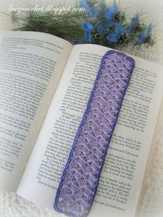 Lacy Crochet: Bookmarks