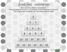 Math Games Galore: Doubles Coverup! free