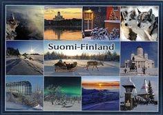 Suomen talvi pikkukuvat