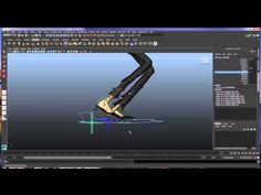 Zombie Animation Rig Final - YouTube