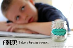 Brain Breaks can be just what you need to help wake up the brain and body!  This book has important information on why movement is so critic...