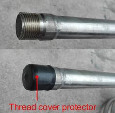 hot tub tread with cover protector