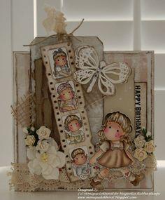 Monique Lokhorst Designs: Happy Birthday Tilda!