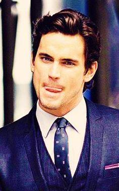Oh Matt...(My Christian Grey)...DON´T DO THAT, Mr. Grey!!!
