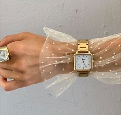 this idea: Wear a watch over top of a sheer blouse.Love this idea: Wear a watch over top of a sheer blouse. Morganite Engagement Ring Vintage Cluster Engagement Ring Wedding Oval White Gold Unique Moissanite Bridal Set Anniversary Gift for Women in 2020 Cute Jewelry, Jewelry Accessories, Fashion Accessories, Fashion Jewelry, Vintage Accessories, Sunglasses Accessories, Jewlery, Women Accessories, Vintage Jewelry