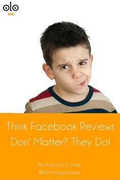 Just 'cause you don't think Facebook is useful for recruiters doesn't mean that Job Seekers aren't checking out your Facebook reviews. Checked yours recently?