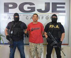 BCDigital: Cumplimentan orden de aprehensión contra secuestra...