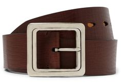 Tom Ford brown leather belt #menswear