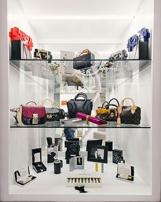 What Does A $500,000 Closet Look Like?