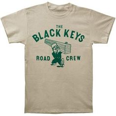 The Black Keys T Shirt $17.95