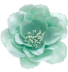 medium mint rose flower - jewellery and accessories - Mint Aesthetic, Pastel Mint, Aesthetic Wallpapers, Mint Green, Women's Accessories, Clip Art, Rose, Flowers, Crafts