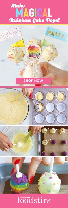 We are revolutionizing baking mixes with our kid-friendly organic baking kits. Choose from brownie, cake, cookie, cupcakes recipes and more. Mélanges Pour Cookies, Cupcake Recipes, Cupcake Cakes, Kids Baking Kit, Rainbow Cake Pops, For Elise, Maila, Cookie Pops, Let Them Eat Cake