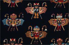 Paracas textile