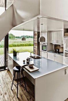 All Wood Cabin || Denmark ~ BiScoto