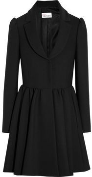 RED Valentino Cotton-blend twill coat on shopstyle.com
