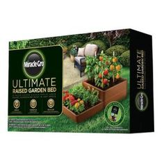 Miracle-Gro Ultimate Raised Garden Bed