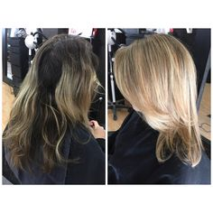 #blonding #blondehair #hairpainting #pageboysalon #pageboysalonathens #uga