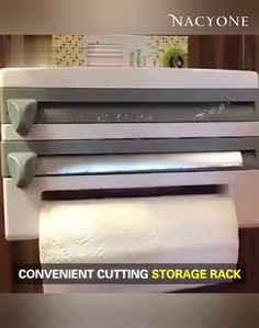 Storage Cutting Rack - Healty fitness home cleaning Cool Kitchen Gadgets, Home Gadgets, Cooking Gadgets, Diy Kitchen, Cool Kitchens, Kitchen Tools, Cool Inventions, Useful Life Hacks, Kitchen Organization