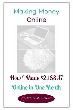 How to Make Money Online, Passive Income, Work from home, make money blogging