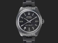Bamford Watch Department Releases Limited Edition Karl Lagerfeld Rolex