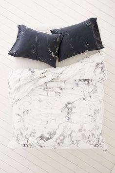 Marbre | Marble | Tendance linge de lit