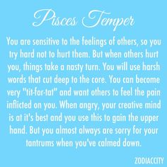 Pisces Temper: No lie - I can knock out 4 websites and 40 articles in 2 hours pissed LOL