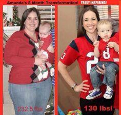 Who doesn't want to be a fit mom? It is so much more fun.