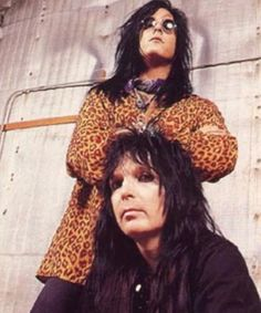 Nikki Sixx & Mick Mars, two guys who worked @ inspiring the world while making their dreams happen! http://www.dwaynesguitarlessons.com