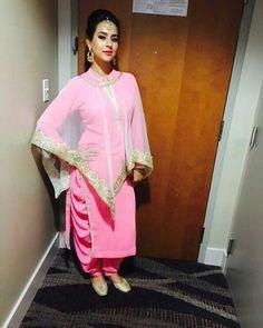 Punjabi suit #pink #salwarkameez #newdesign ❤❤❤✌