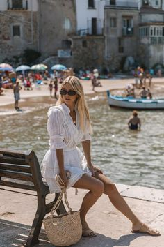 A European Summer Romance - Spell & The Gypsy Collective x Lisa Danielle European Summer, European Vacation, European Travel, Travel Outfit Summer, Summer Outfits, Summer Clothes, Spell Designs, Summer Romance, Europe Fashion