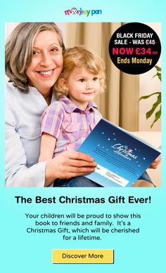Are you looking for a unique Christmas gift for your little one? My Christmas Adventure is a 32-page bespoke children's book, using illustrations created from your child's photograph. This fantastic book contains 15 bespoke illustrations of your child and their name throughout the book. You can also include a personal message on the intro page. free books for kids, free children's books, kid books online, children storybook, customized books, free books for kids, free children's books pdf Free Kids Books, Online Books For Kids, Kid Books, Kids Story Books, Children's Books, Books Online, Personalized Christmas Gifts, Unique Christmas Gifts, Personalized Books