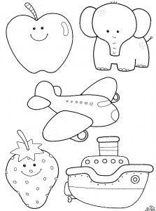 desenhos moldes animais cartaz lembrancinha colorir (2)