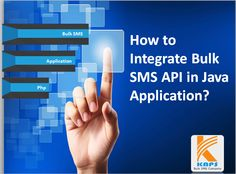 How to integrate bulk sms api in java