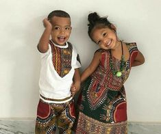African Fashion Is Hot African Wear, African Attire, African Dress, African Clothes, African Babies, African Children, African Inspired Fashion, African Print Fashion, Moda Afro