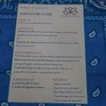 Cardápio do Almoço . #restaurantemarakuthai #almoçoexecutivo #itu1618jardins