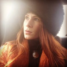 I See the light #NYFW #parmemarinjewelry #hair #coat #matching #fashion #nyc #cold #necklace #accessories #jewelry #jewel #leather #horsehair #ootd